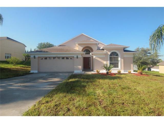1585 Silhouette Drive, Clermont, FL 34711 (MLS #G4845184) :: KELLER WILLIAMS CLASSIC VI