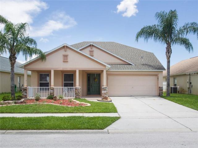 161 Dakota Ave, Groveland, FL 34736 (MLS #G4845250) :: RealTeam Realty