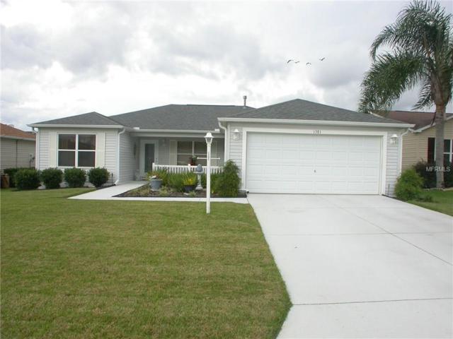 1381 Murrells Inlet Loop, The Villages, FL 32162 (MLS #G4845296) :: RealTeam Realty