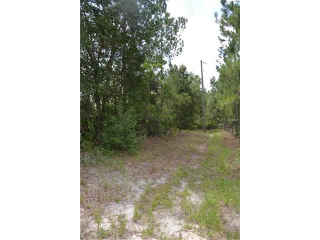 Oil Well Road, Clermont, FL 34711 (MLS #G4845489) :: RealTeam Realty