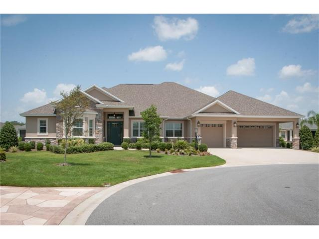 1824 Justice Lane, The Villages, FL 32163 (MLS #G4845585) :: Realty Executives in The Villages