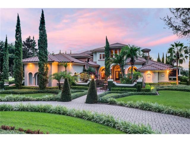 17733 Deer Isle Circle, Winter Garden, FL 34787 (MLS #G4845955) :: Sosa | Philbeck Real Estate Group