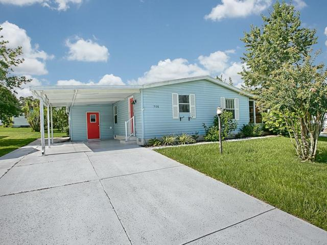 508 Bonita Drive, The Villages, FL 32159 (MLS #G4846118) :: Realty Executives in The Villages