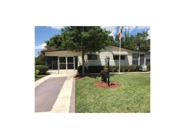 721 Jason Drive, The Villages, FL 32159 (MLS #G4846405) :: Realty Executives in The Villages