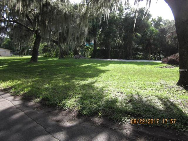1322 Cr 446/Cr 448, Lake Panasoffkee, FL 33538 (MLS #G4846474) :: Gate Arty & the Group - Keller Williams Realty