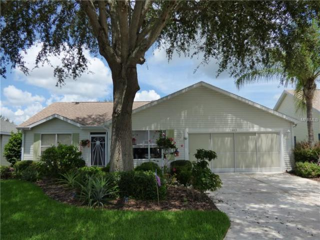 1403 Leone Lane, The Villages, FL 32159 (MLS #G4846794) :: Realty Executives in The Villages