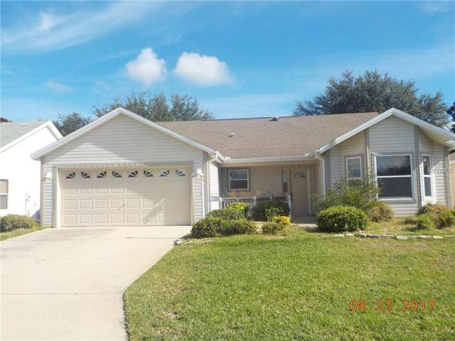 1364 Camero Drive, The Villages, FL 32159 (MLS #G4846822) :: Alicia Spears Realty
