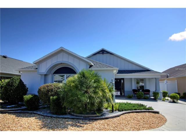 1029 Ibises Court, The Villages, FL 32162 (MLS #G4847087) :: Realty Executives in The Villages