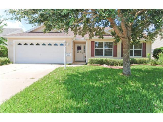 995 Livingston Loop, The Villages, FL 32162 (MLS #G4847100) :: Realty Executives in The Villages