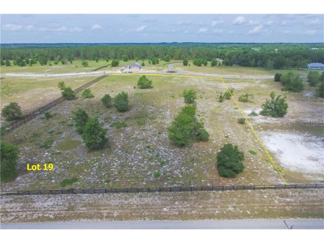 LOT 19 Seneca Reserve Drive, Eustis, FL 32736 (MLS #G4847325) :: KELLER WILLIAMS CLASSIC VI