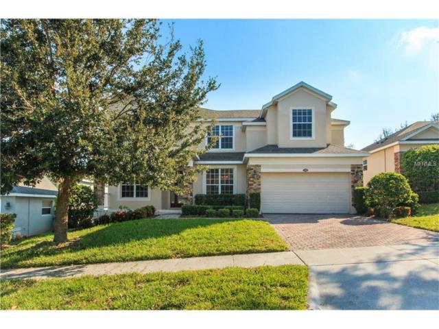 1203 Legendary Boulevard, Clermont, FL 34711 (MLS #G4847369) :: Griffin Group