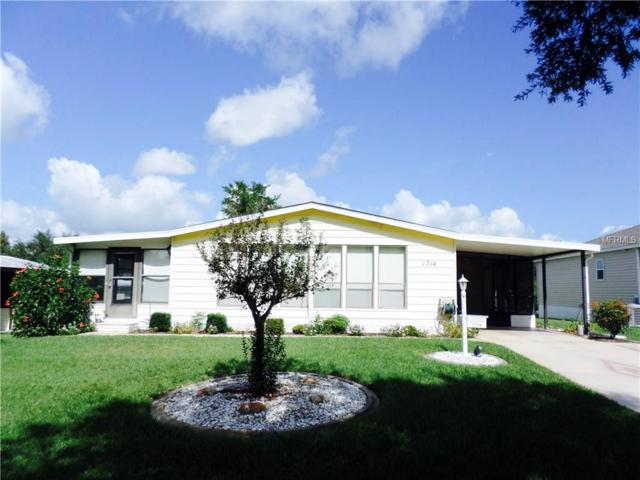 1714 Myrtle Beach Drive, The Villages, FL 32159 (MLS #G4847543) :: Realty Executives in The Villages