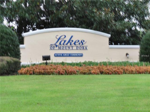 8062 Bridgeport Bay Circle, Mount Dora, FL 32757 (MLS #G4847666) :: The Lockhart Team