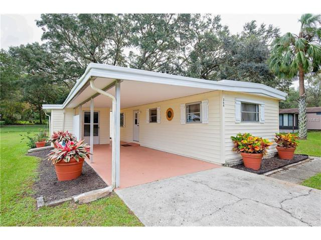 364 Ivanhoe Circle, Lady Lake, FL 32159 (MLS #G4848541) :: The Duncan Duo & Associates