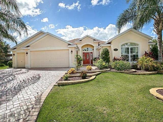 1664 Marigold Lane, The Villages, FL 32162 (MLS #G4848582) :: Team Pepka