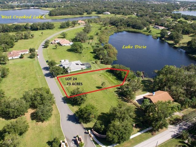 220 TWO LAKES Lane, Eustis, FL 32726 (MLS #G4848647) :: Griffin Group