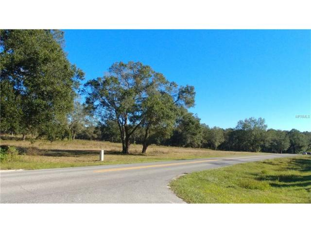 0 W Rolling Acres Road, Lady Lake, FL 32159 (MLS #G4849120) :: Team Pepka
