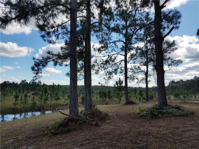 Lot 59 SE 54TH Place, Ocklawaha, FL 32179 (MLS #G4849217) :: Griffin Group