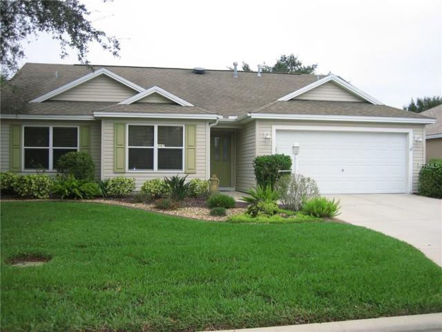 2187 Kaylee Drive, The Villages, FL 32162 (MLS #G4849389) :: Realty Executives in The Villages