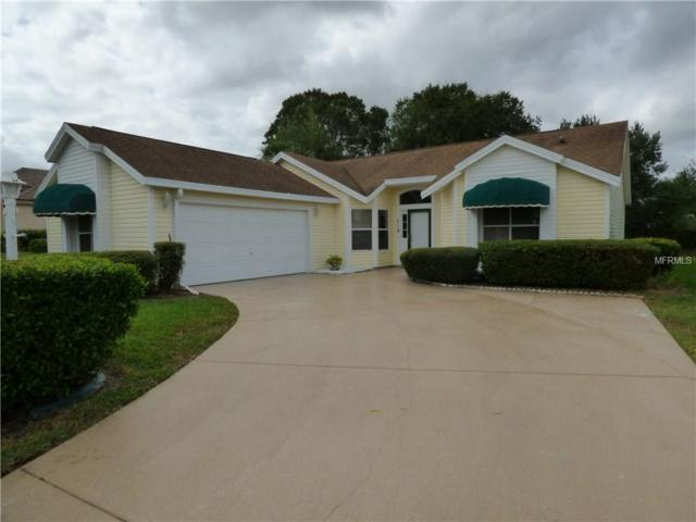 718 Vista Place, The Villages, FL 32159 (MLS #G4849420) :: Realty Executives in The Villages