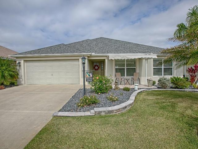 1743 Wax Berry Court, The Villages, FL 32163 (MLS #G4849433) :: Realty Executives in The Villages