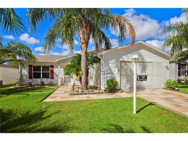 2386 Mcclellanville Terrace, The Villages, FL 32162 (MLS #G4849481) :: Realty Executives in The Villages