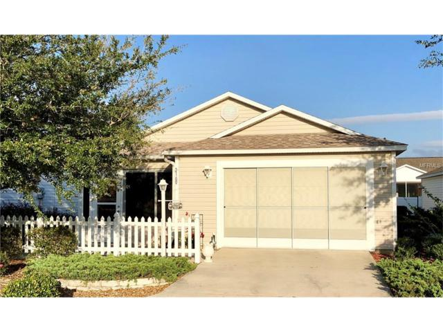 2169 Oakley Avenue, The Villages, FL 32162 (MLS #G4849636) :: Realty Executives in The Villages