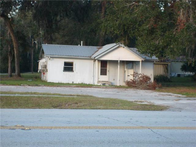 2280 N C 470, Lake Panasoffkee, FL 33538 (MLS #G4849705) :: Delgado Home Team at Keller Williams