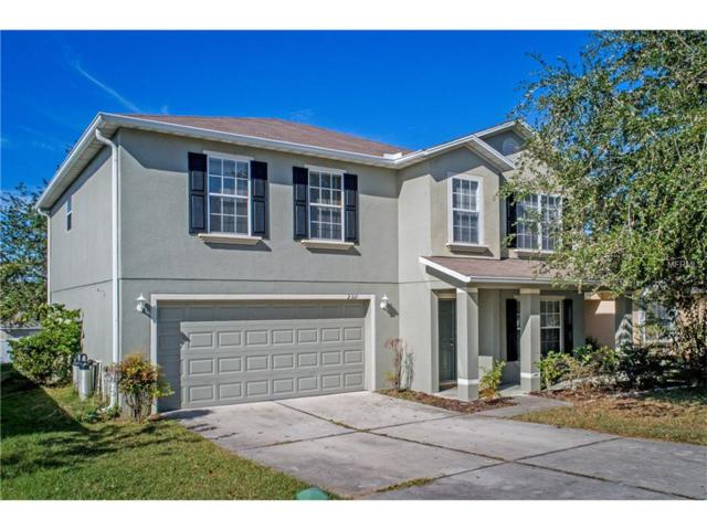2311 Martins Run, Tavares, FL 32778 (MLS #G4849788) :: KELLER WILLIAMS CLASSIC VI