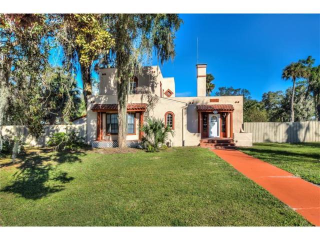 302 W Berckman Street, Fruitland Park, FL 34731 (MLS #G4850082) :: Premium Properties Real Estate Services