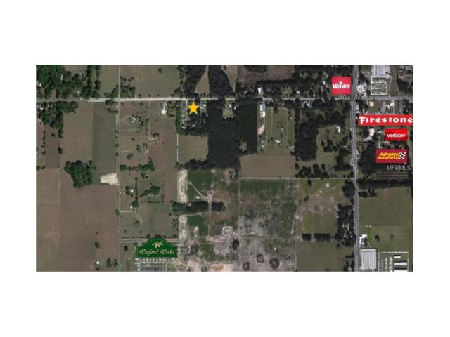 11726 County Road 207, Oxford, FL 34484 (MLS #G4850278) :: Premium Properties Real Estate Services