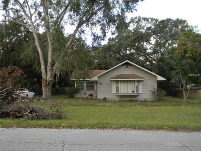 204 E Fountain Street, Fruitland Park, FL 34731 (MLS #G4850297) :: Premium Properties Real Estate Services