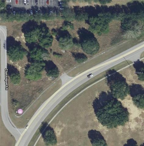 Classique Lane, Eustis, FL 32726 (MLS #G4850537) :: Rabell Realty Group