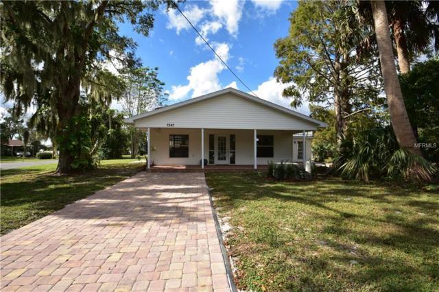 7247 Treasure Island Road, Leesburg, FL 34788 (MLS #G4850573) :: Baird Realty Group