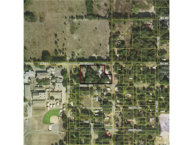 Nw 10Th Avenue, Webster, FL 33597 (MLS #G4850629) :: The Duncan Duo Team