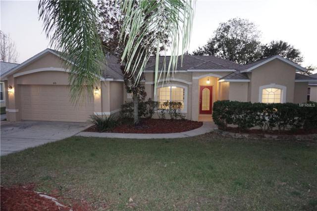 676 Meadow Park Drive, Minneola, FL 34715 (MLS #G4850664) :: Baird Realty Group