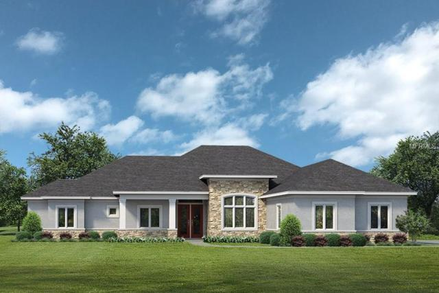Lot H2 Island Club Drive, Deer Island, FL 32778 (MLS #G4850737) :: The Duncan Duo Team