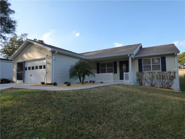 755 Heathrow Avenue, The Villages, FL 32159 (MLS #G4851566) :: Realty Executives in The Villages