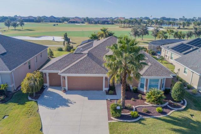 2904 Silk Tree Terrace, The Villages, FL 32163 (MLS #G4851663) :: Realty Executives in The Villages
