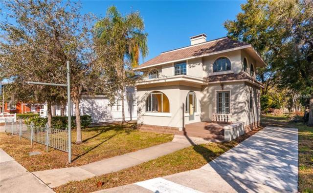 419 E Orange Avenue, Eustis, FL 32726 (MLS #G4851780) :: Godwin Realty Group