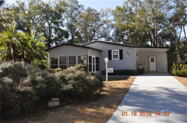 1643 W Schwartz Boulevard, Lady Lake, FL 32159 (MLS #G4851929) :: Zarghami Group