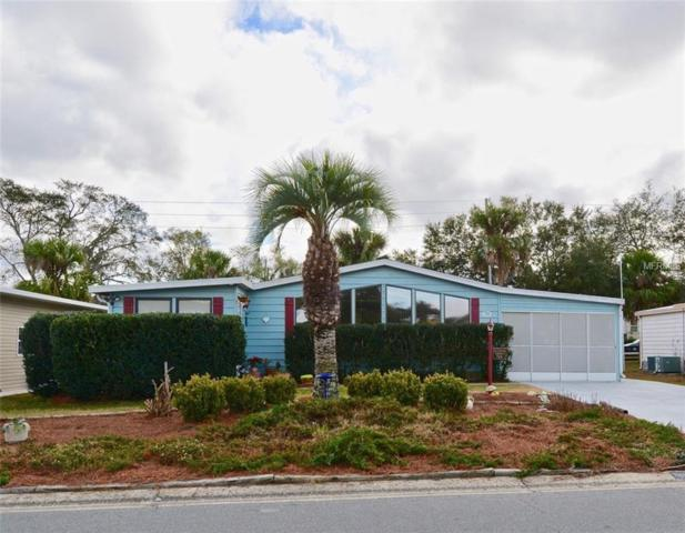704 Tarrson Boulevard, The Villages, FL 32159 (MLS #G4852071) :: Realty Executives in The Villages