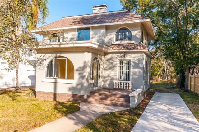 419 E Orange Avenue, Eustis, FL 32726 (MLS #G4852073) :: Godwin Realty Group