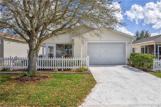 421 Rose Croft Terrace, The Villages, FL 32162 (MLS #G4852771) :: Realty Executives in The Villages