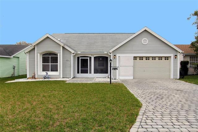 504 Sevilla Place, The Villages, FL 32159 (MLS #G4852789) :: Realty Executives in The Villages