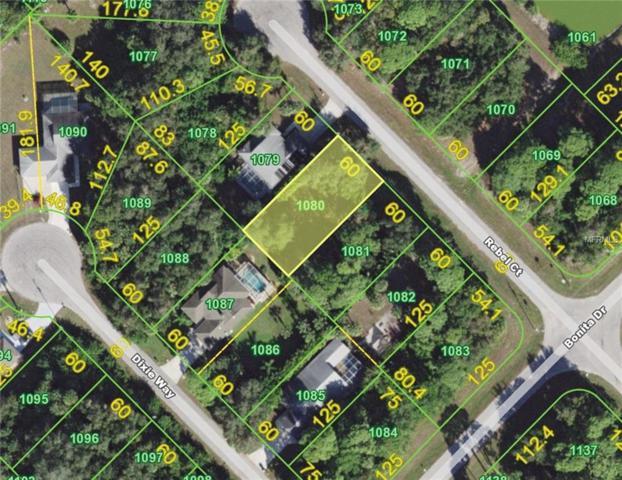 109 Rebel Court, Rotonda West, FL 33947 (MLS #G4852812) :: Godwin Realty Group