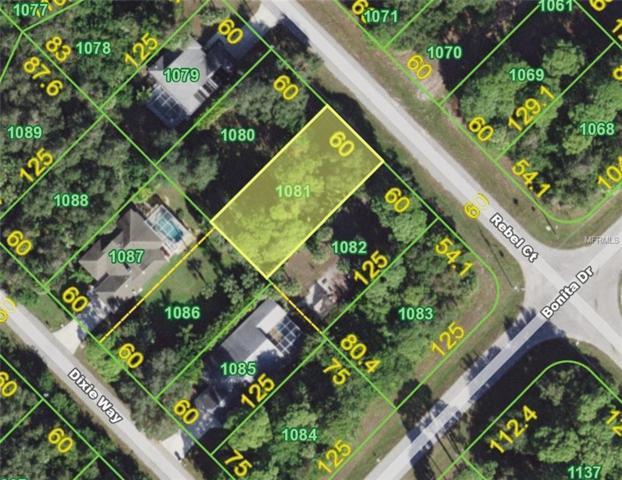 111 Rebel Court, Rotonda West, FL 33947 (MLS #G4852813) :: Godwin Realty Group