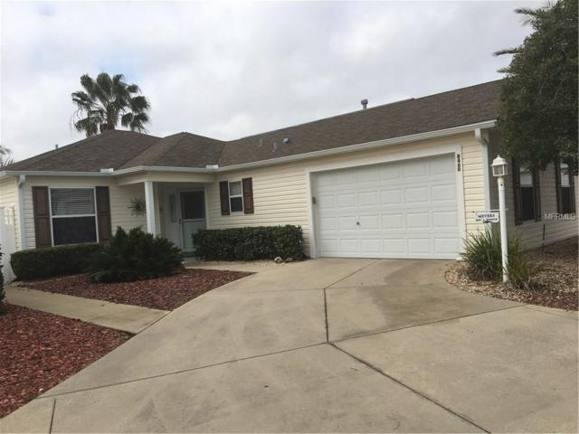 8460 SE 177TH PENMAN Place, The Villages, FL 32162 (MLS #G4852910) :: Realty Executives in The Villages