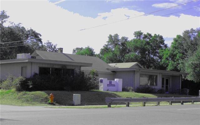 1501 Griffin Road, Leesburg, FL 34748 (MLS #G4852955) :: Premium Properties Real Estate Services