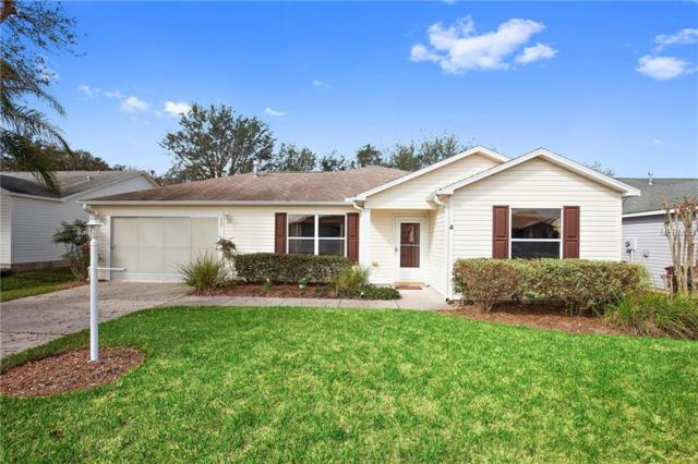 3520 Idlewood Loop, The Villages, FL 32162 (MLS #G4853130) :: Realty Executives in The Villages